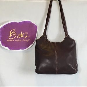 Fossil Small Leather Hobo